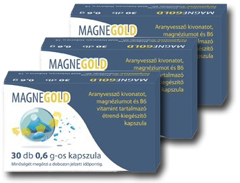 Magnegold 3-as akciós csomag